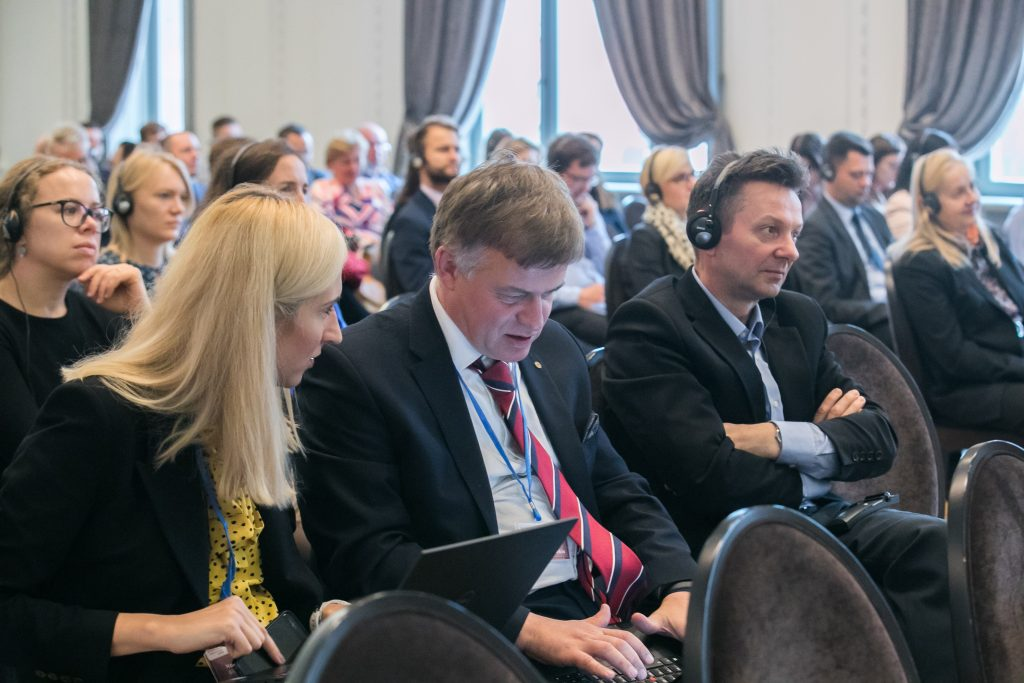 Vilnius Consultations 2019 | Merchant's Club | October 3