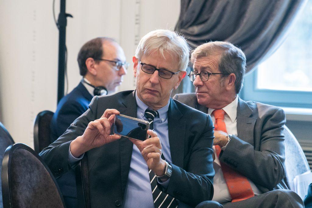 Vilnius Consultations 2019   Merchant's Club   October 3